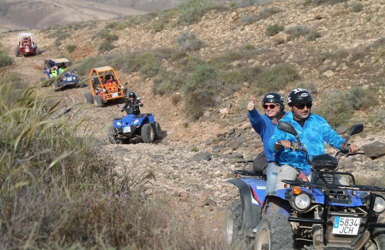 Randonnées en Quad ou Buggy à Fuerteventura