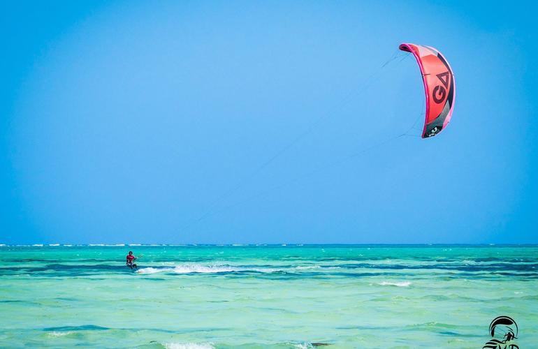 kitesurf tanzanie