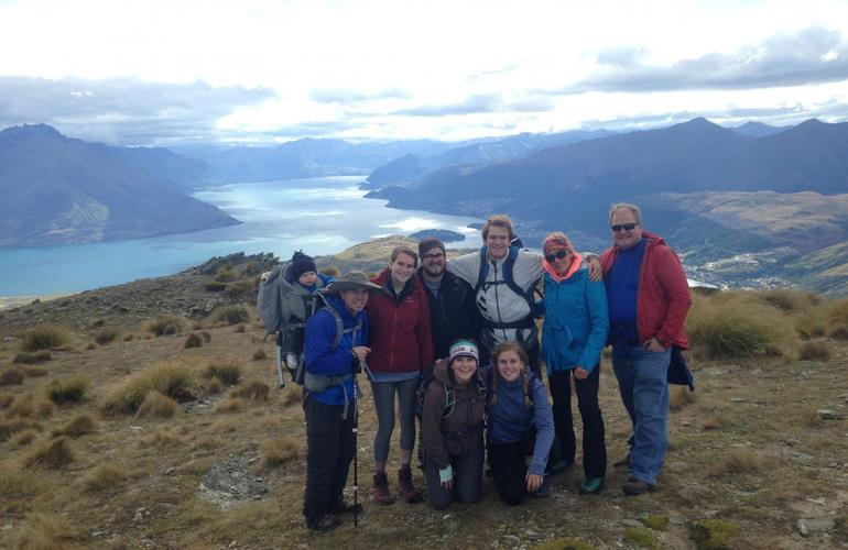 Guided Hikes On The Remarkables Alpine Mountains Near