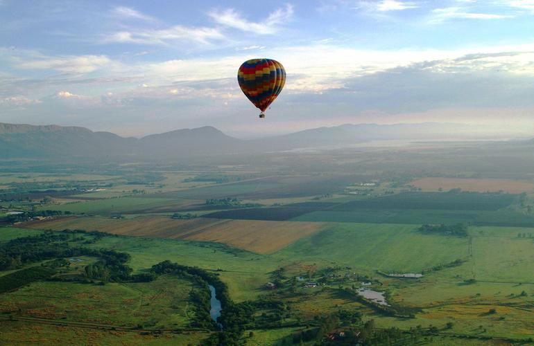 vol montgolfière Johannesburg (Afrique du sud)