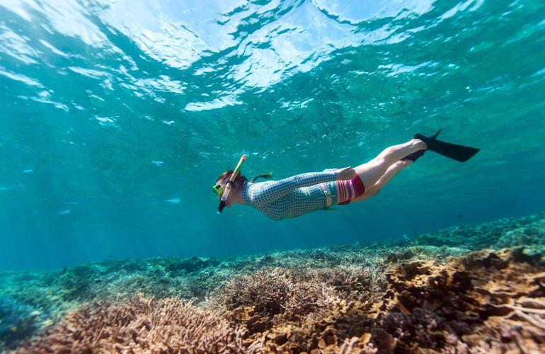 Snorkelling excursion Zanzibar