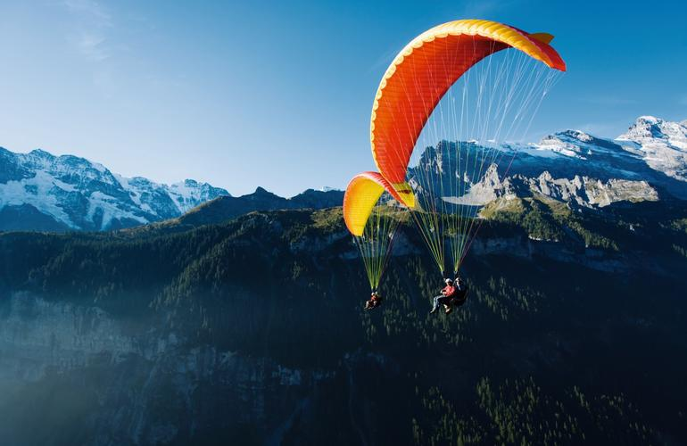 Parapente Interlaken