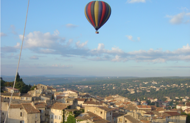 Vol en montgolfi re forcalquier - Office du tourisme forcalquier ...