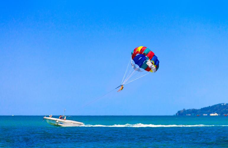 parachute ascensionnel 66 le barcares