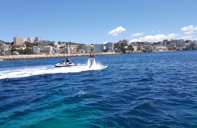 Flyboarding sessions in Palma de Mallorca, Mallorca