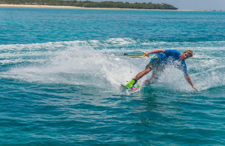 wakeboard tanzanie