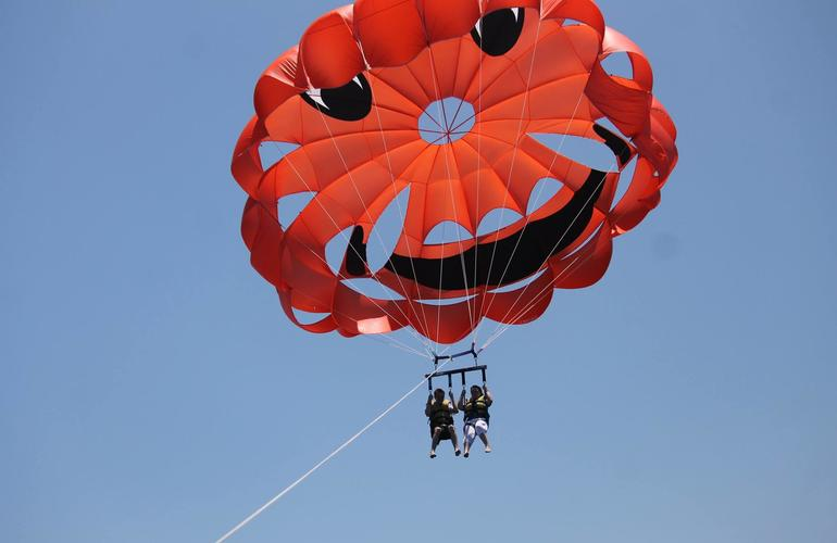 parachute ascensionnel lanzarote
