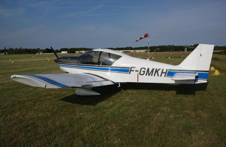 stage avion pilotage