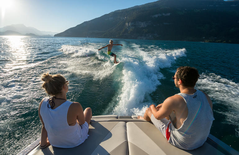 wakeboard Interlaken