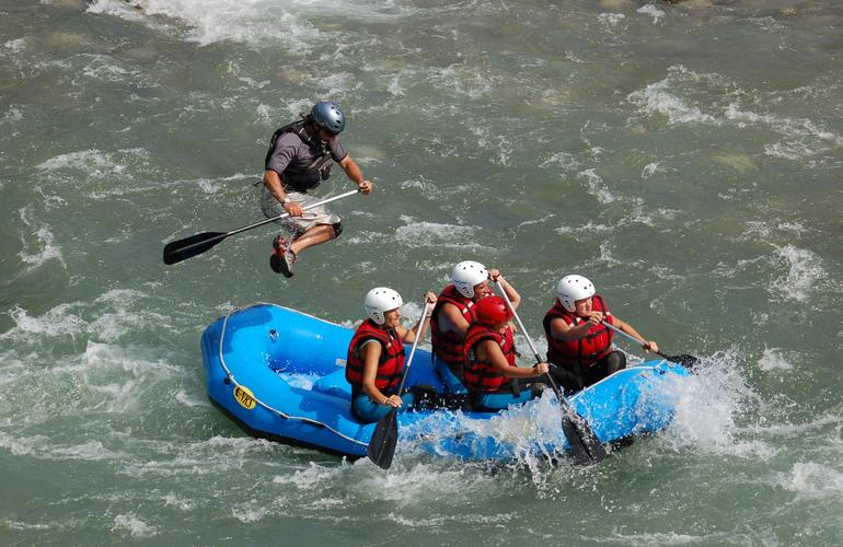 Sierra de Guara Rafting