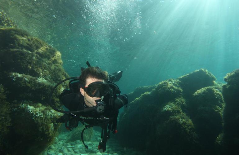 plongée sous marine Ibiza