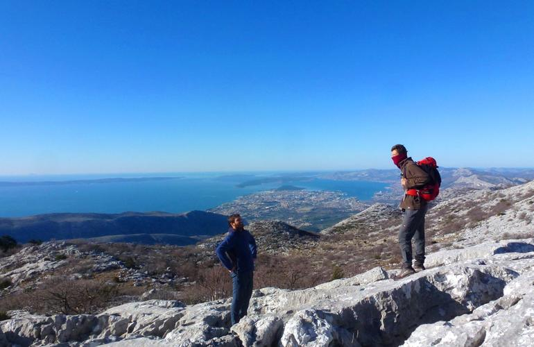 Hiking Excursion Up Mosor Mountain In Split