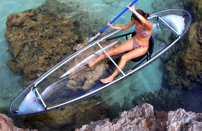 Kayak île de la Réunion