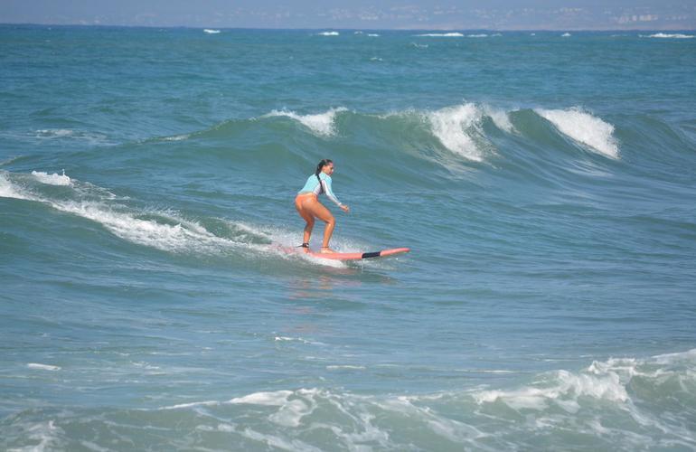 surf crete grece