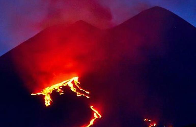 Mt Etna datant