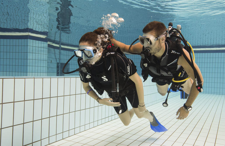 Formation PADI Scuba Diver Paris