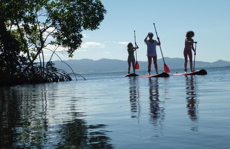 Stand Up Paddle, Morne à l'Eau, Guadeloupe