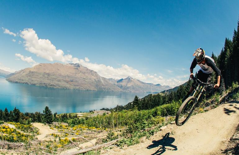 Queenstown VTT de descente