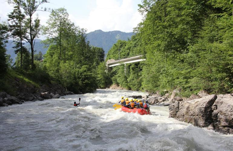 Rafting Interlaken