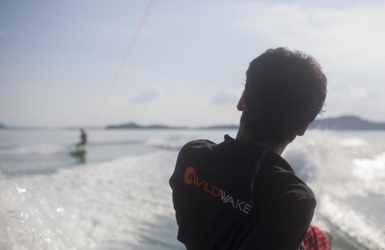 Wakeboarding excursion in Phuket, Thailand