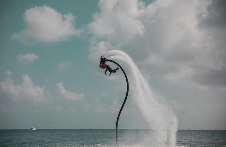 flyboard martinique