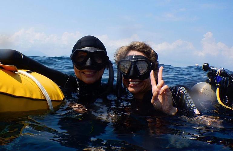 Discover freediving in koh tao from koh samui - Dive in koh tao ...