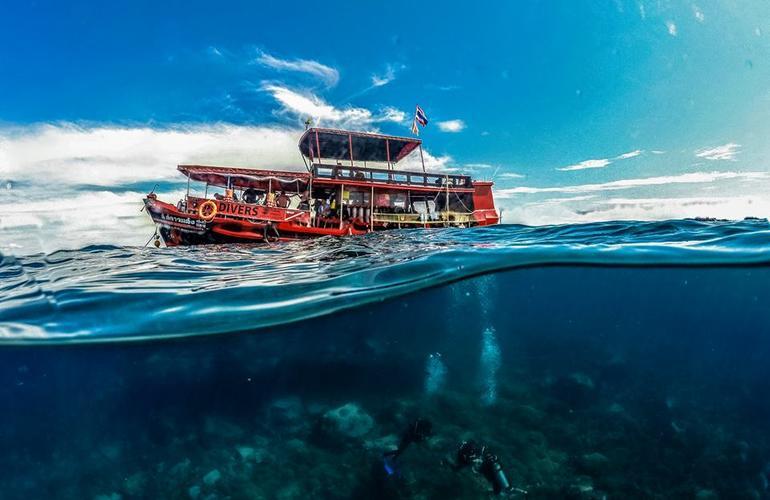 Koh Chang plongée sous marine