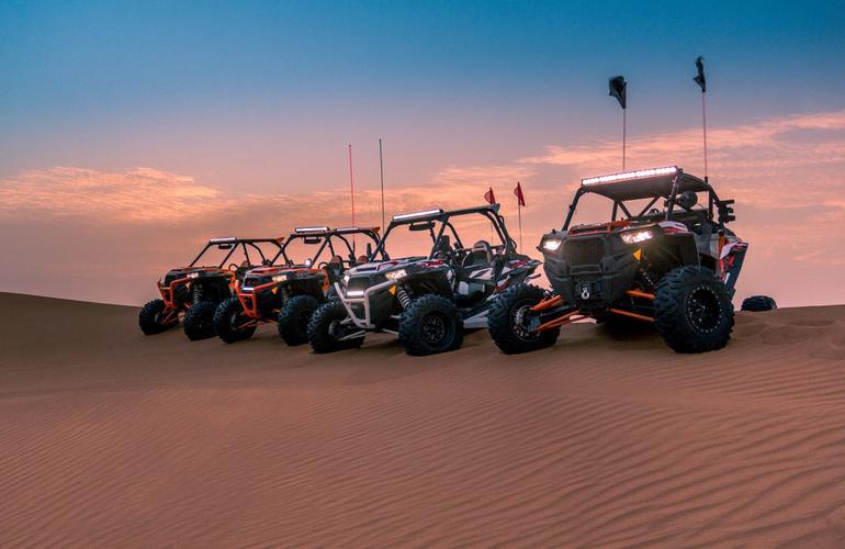 Dune Buggy Safari in Dubai