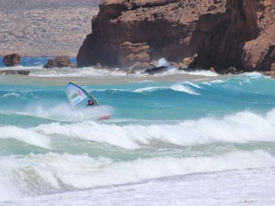 Windsurf gear rental in Eastern Crete