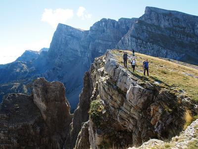 Hiking / Trekking: 8 Day hiking trip on Central Greek summits
