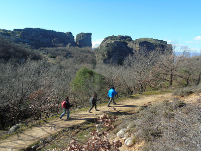 Two Day Hike on the Footsteps of the Monks in Meteora