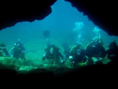 Try Scuba Diving in Corfu
