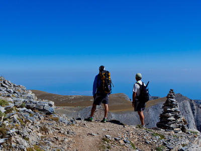 3 days Trekking on Mount Olympus