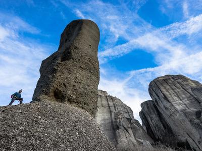 Hiking and Scramble Tour in Meteora