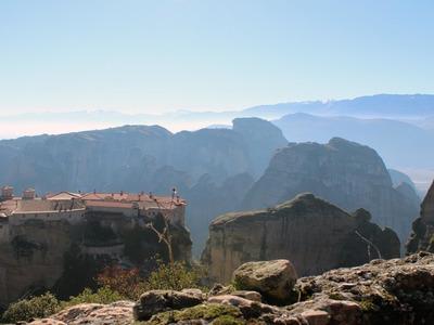 Hiking Tour in Meteora