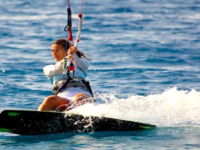 Kitesurfing Lessons in Kos Island