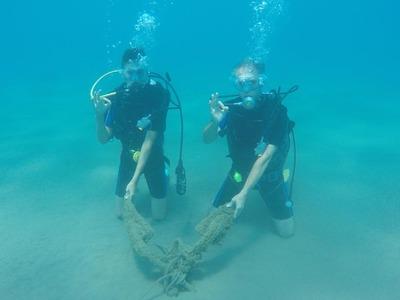 Discover Scuba Diving in Mirtos, South Crete