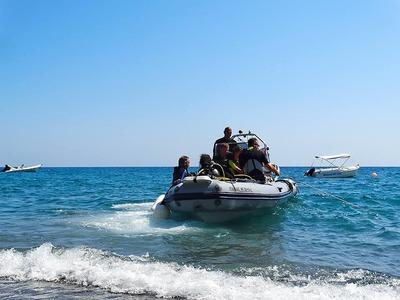Scuba Diving: Discover Scuba Diving in Mirtos, South Crete