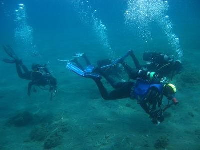 Scuba diving PADI courses in Aeolian Islands