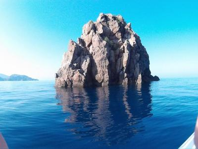 Adventure dives in Aeolian Islands