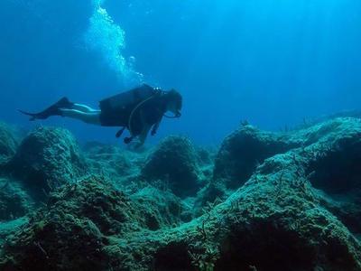 Scuba Diving: Adventure dives in Ithaca