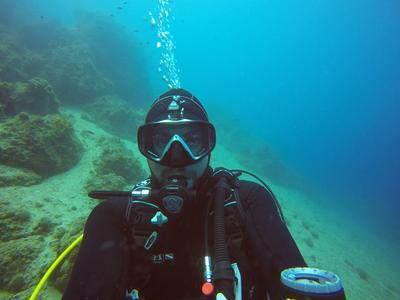 Discover Scuba Diving in Lefkada