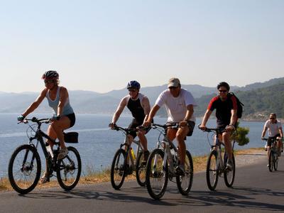 Mountain Bike Rentals in Samos Island