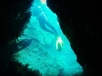 Discover scuba diving in Aeolian Islands