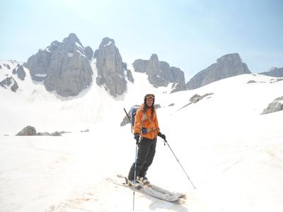 8 Days backcountry skiing tour in Pindos, Greece