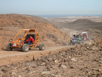 Quad/buggy excursions in Caleta de Fuste