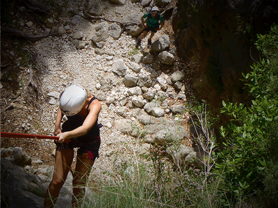 Extreme canyoning tour in Kefalonia