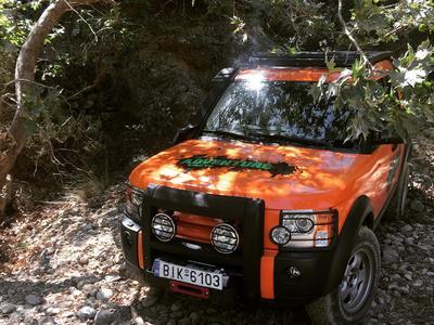 Jeep Safari tours in Elounda, Crete