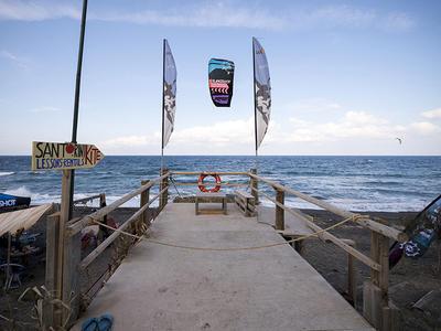 Kitesurf rentals in Santorini