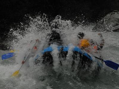 Rafting trips down Tara River in Foca